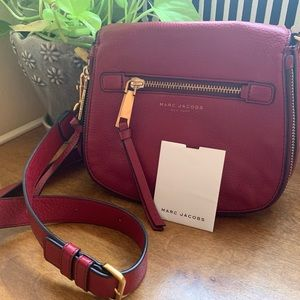 Marc Jacobs Small Recruit Nomad Crossbody Bag